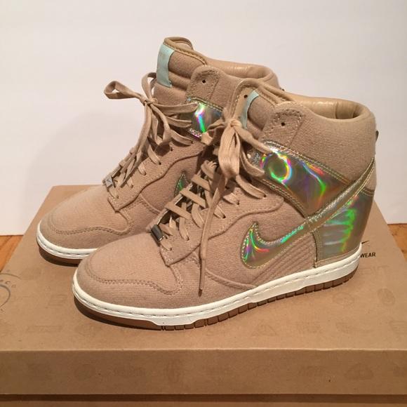 meet ad701 2c08b Nike Dunk Sky Hi Tokyo Silver/Linen Sz 6.5. M_5a9601afa825a6f472c1a2b7